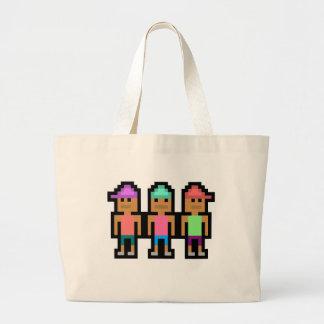 Brazilians Jumbo Tote Bag