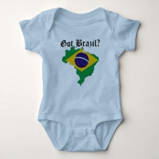 Brazillian Baby  T-Shirt(Got Brazil) Tees