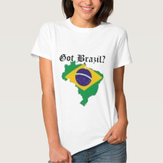 Brazillian Baby T-Shirt(Got Brazil) Tshirts