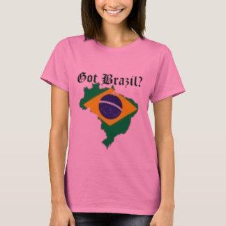 Brazillian Female T-Shirt(Got Brazil) T-Shirt