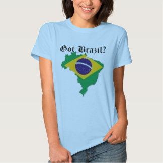 Brazillian Female T-Shirt(Got Brazil) Tee Shirts