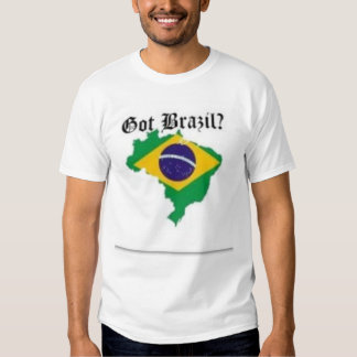 Brazillian Male T-Shirt(Got Brazil) Shirts