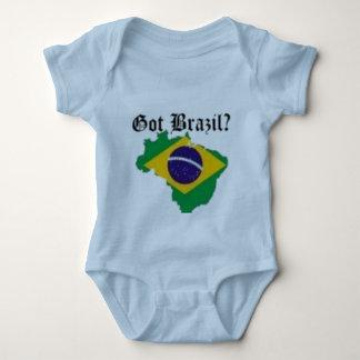 Brazillian  T-Shirt(Got Brazil) Baby Bodysuit