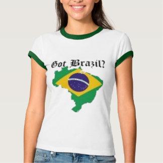 Brazillian Womens  T-Shirt(Got Brazil) Shirts