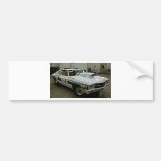 Brazoria County Sheriff's Race Car Bumper Sticker