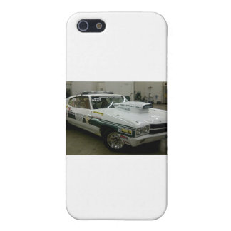 Brazoria County Sheriff's Race Car iPhone 5 Cases