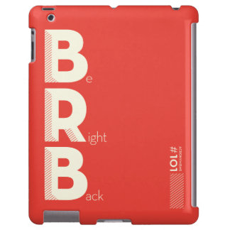BRB iPad CASE