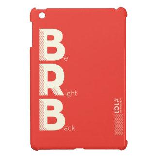 BRB iPad MINI COVER