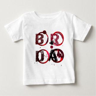 Brda wineyards and wine stain 1 baby T-Shirt