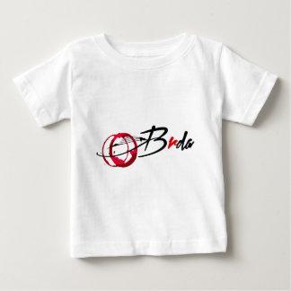 Brda wineyards and wine stain baby T-Shirt