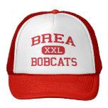 Brea - Bobcats - Junior - Brea California Cap