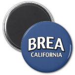 Brea California Magnet