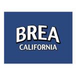 Brea California Postcard