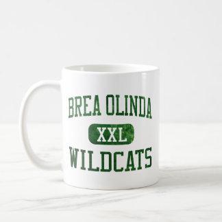Brea Olinda Wildcats Athletics Coffee Mug