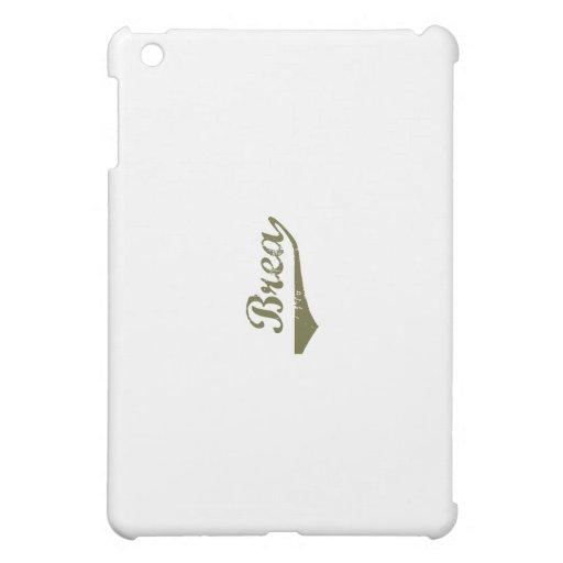 Brea Revolution t shirts Case For The iPad Mini