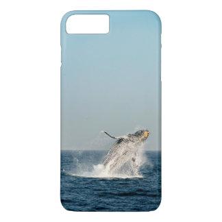breaching humpback whale iPhone 7 plus case