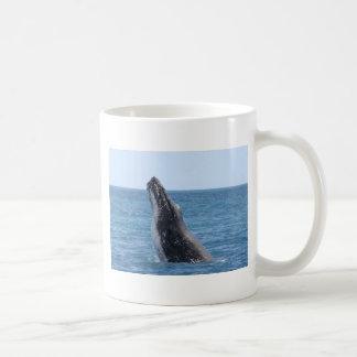 Breaching Whale Mugs