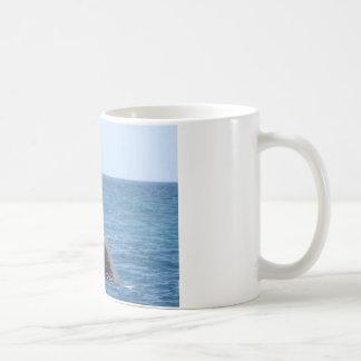 Breaching Whale Mug