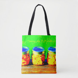 Bread and Butter Pickles Market Tote