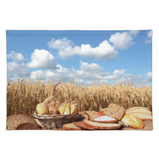 Bread and Grain Placemat