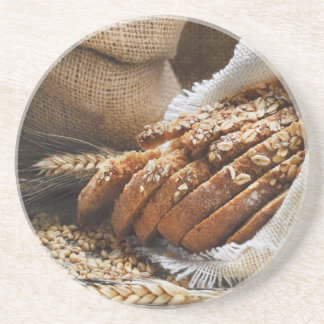 Bread And Wheat Ears Coaster