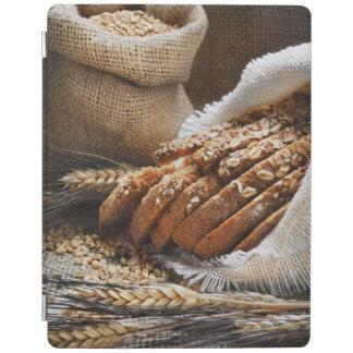 Bread And Wheat Ears iPad Cover