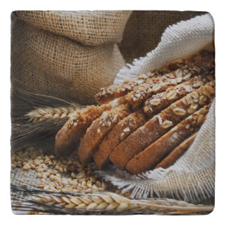 Bread And Wheat Ears Trivet