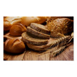Bread and Wheat Poster