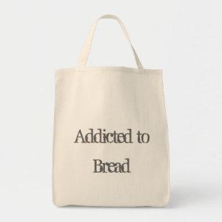 Bread Tote Bags