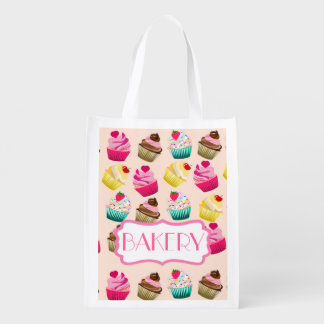 bread bakery eco shopping bag edit text market tote