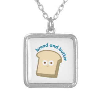 bread bread and butter custom jewelry