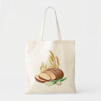 Bread Budget Tote Bag