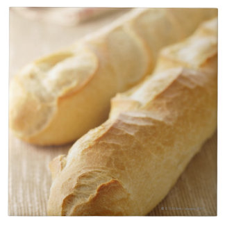 Bread, french stick tile