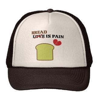 Bread Is Pain Cap