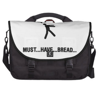 Bread Lover Bag For Laptop