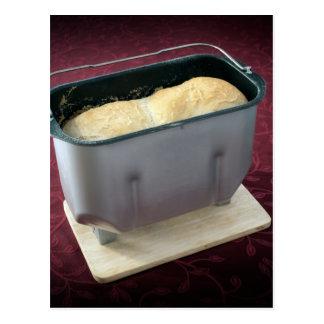 Bread maker postcard