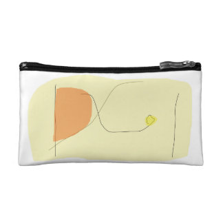 Bread Makeup Bag