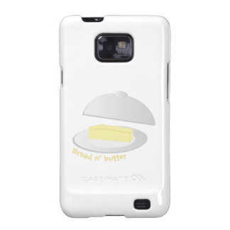 Bread N' Butter Samsung Galaxy SII Cover