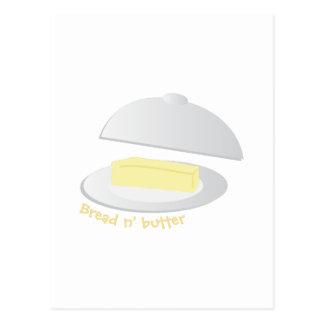 Bread N' Butter Postcard