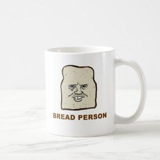 Bread Person Mug