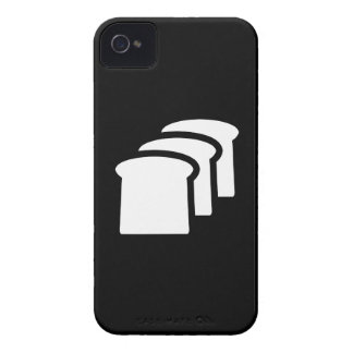 Bread Pictogram iPhone 4 Case
