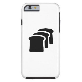 Bread Pictogram iPhone 6 Case Tough iPhone 6 Case