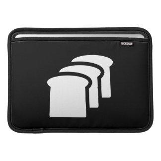 Bread Pictogram MacBook Air Sleeve