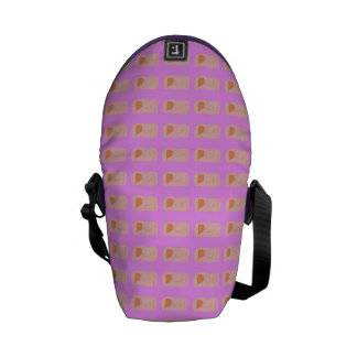 Bread Pink Commuter Bags