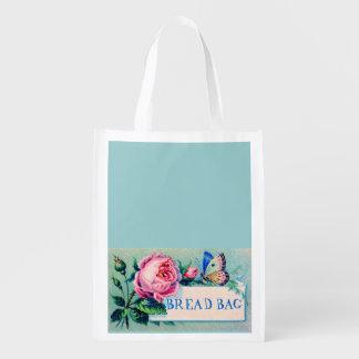 bread shopping bag,bakery shopping bag