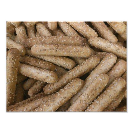 Bread Sticks Photo