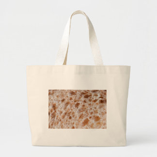 Bread Texture Tote Bags