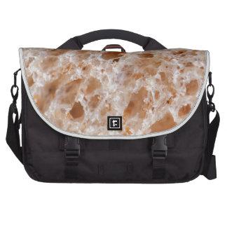 Bread Texture Laptop Commuter Bag