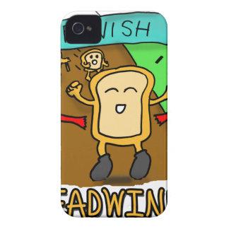 Bread Winner Pun iPhone 4 Cases
