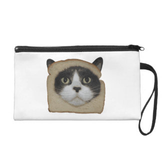 Breaded Inbread Cat Breading Wristlet